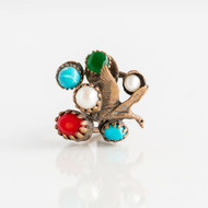 Dorian Webb Bird in Flight Ring