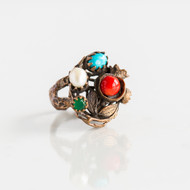 Dorian Webb Pomegranate Nest Ring