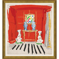 Dana Gibson Red Dog