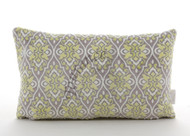 Tourance Barcelona Boudoir Pillow in Sage
