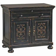 Ambella Scrolling Gate Night Stand