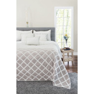 Cloud9 Design Sicily King/Queen Size Quilt SICILY-IVGY