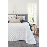 Cloud9 Design Willow King/Queen Size Quilt WILLOW02-IVNY