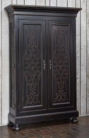 Ambella Scrolling Gate Cabinet