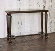 Ambella Scrolling Gate Console Table