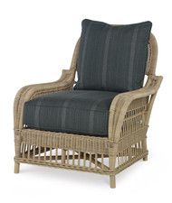 Century Furniture Thomas O' Brien Mainland Wicker Lounge Chair AE-D40-12-NT