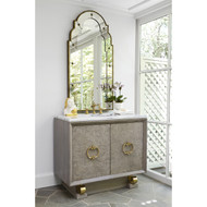Ambella Moroccan Sink Chest