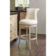 Ambella Ionic Counter Stool - Grey