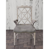 Ambella 18th Century Arm Chair - Grey