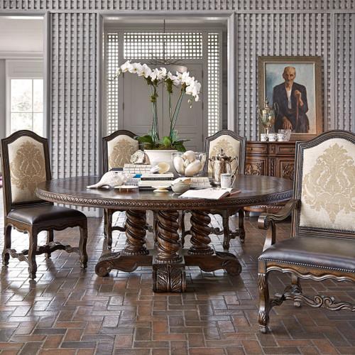 Ambella Castilian Round Dining Table