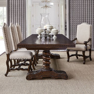 Ambella Castilian Dining Table 120""