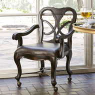 Ambella Celeste Chair on Casters