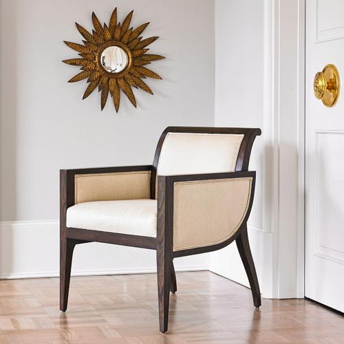 Ambella Aerodynamic Lounge Chair - Fabric