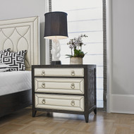 Ambella Manhattan 3-Drawer Night Stand