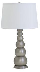 Thumprints River Rock Table Lamp