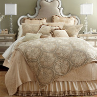 Isabella Collection by Kathy Fielder Luciana Damask Main Duvet