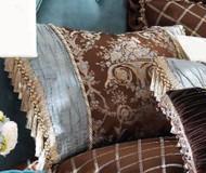 Isabella Collection by Kathy Fielder Symone Pieced Sham