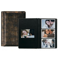 "Raika USA 4"" x 6"" Three High Photo Album"