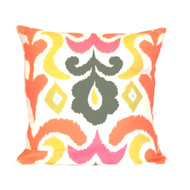 Dana Gibson Multi Ikat Pillow