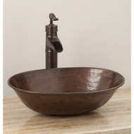 Ambella Stafford Vessel Faucet -Weathered Copper