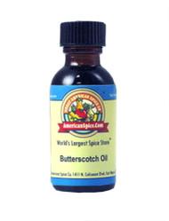 Butterscotch Oil