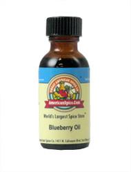 Blueberry Oil