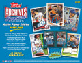 2017 Topps Archives Signature Series Baseball Box