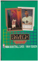 1990-91 Skybox Series 2 Basketball Wax Box
