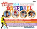 2018 Topps Heritage Baseball Hobby 12 Box Case