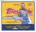 2009/10 Topps Basketball Jumbo HTA Box