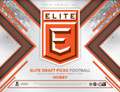 2018 Panini Elite Draft Football Hobby 16 Box Case