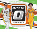 2017/18 Panini Donruss Optic Basketball Hobby 12 Box Case