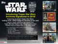 2018 Topps Star Wars Archives Signature Series Hobby 20 Box Case