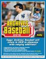 2018 Topps Archives Baseball Hobby Box