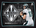 2018 Panini Majestic Football Hobby 6 Box Case