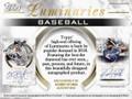 2018 Topps Luminaries Baseball Hobby Box