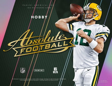 2018 Panini Absolute Football Hobby Box