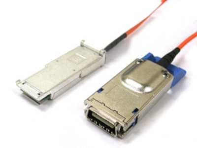 QSFP+ to CX4 Optical