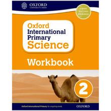 Oxford International Primary Science Stage 2 Workbook (Age 6–7) - ISBN 9780198376439