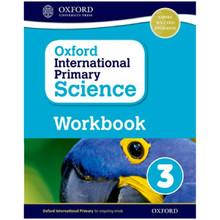 Oxford International Primary Science Stage 3 Workbook (Age 7–8) - ISBN 9780198376446