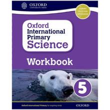 Oxford International Primary Science Stage 5 Workbook (Age 9–10) - ISBN 9780198376460