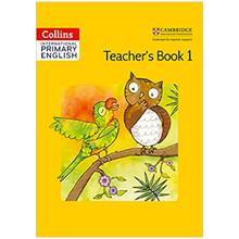 Collins Cambridge Primary English 1 Teacher's Book - ISBN 9780008147624