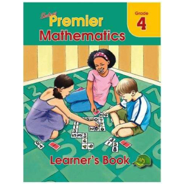 Premier MATHEMATICS Grade 4 Learners Book - ISBN 9780796058904
