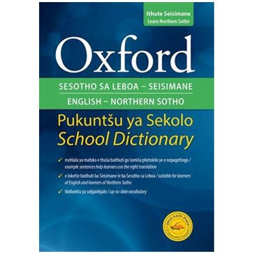 Popular Northern Sotho Dictionary