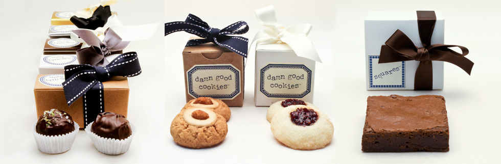 Chicago Wedding Cakes, Favors, Gifts, Cookies, Brownies, and Hand ...