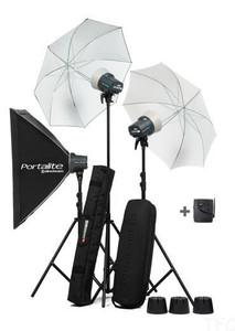 Elinchrom D-Lite RX One 3 Head Kit
