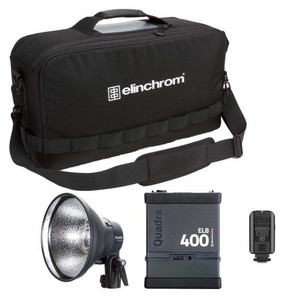 Elinchrom ELB 400 HS To Go Set