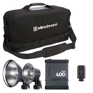 Elinchrom ELB 400 Dual Action To Go Set