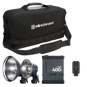 Elinchrom ELB 400 Dual PRO To Go Set