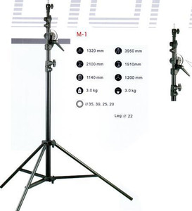 Combi 2-in-1 Boom Stand with Tilt Standard Stand
